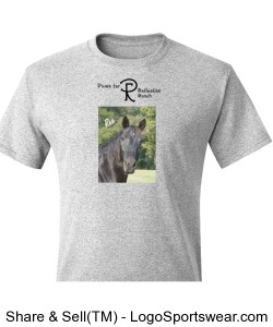 Youth T-Shirt with REX!  Printing on two sides.  (Choose any color) Design Zoom